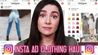 I Bought An Entire Outfit From Instagram Ads thumbnail