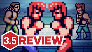 Double Dragon 4 Review (Video Game Video Review)