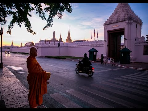 Day With A Monk - Bangkok, Thailand