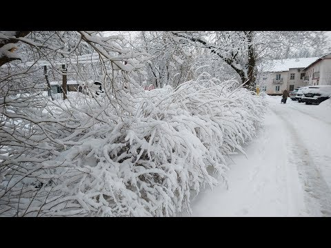 When Winter Is Not Fun! Russian Winter Routine 2019 / What Is The News, Different Russia?