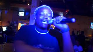 YOUNG BOPETE PERFORMS LIVE FOR TIG RECORDS IN BIRMINGHAM, AL!!!