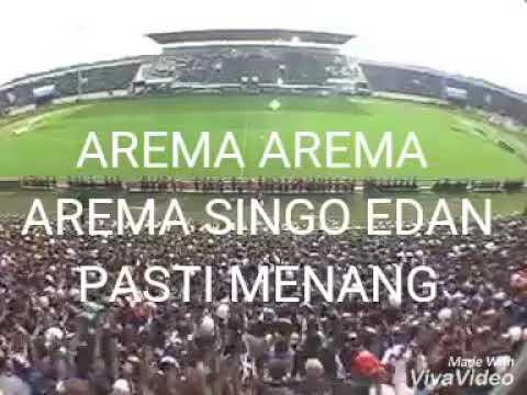 Lagu arema we are the champions