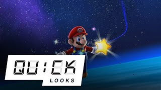 Super Mario 3D All-Stars: Quick Look (Video Game Video Review)