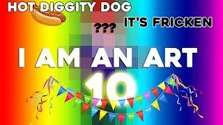I am an art 10