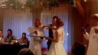 ''Лаборатория Х'' на свадьбе Евгения и Натальи.
