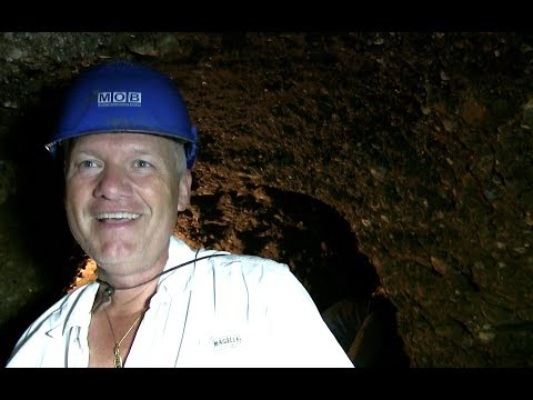 BREAKING NEWS! New open tunnel discovered in Ravne Tunnel Labyrinth, July 6, 2017