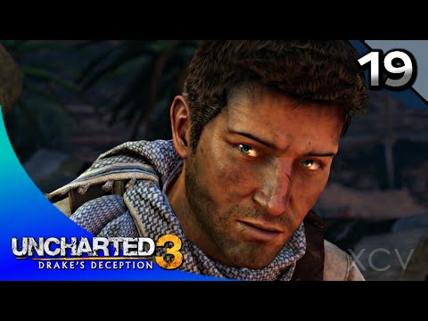 Uncharted 3: Drake's Deception Remastered Walkthrough Part 19 · Chapter 19: The Settlement