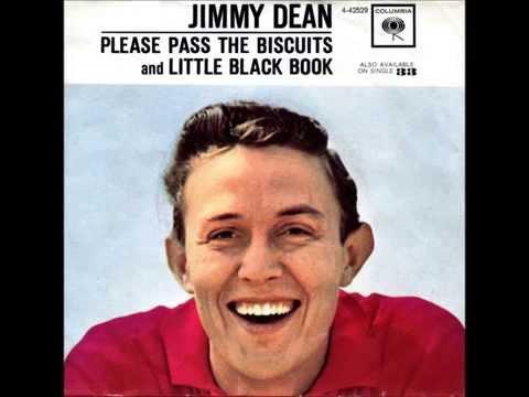 Little Black Book , Jimmy Dean , 1962 Vinyl 45RPM