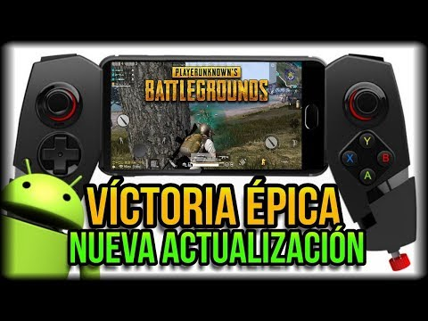 NUEVA ACTUALIZACION PLAYERUNKNOWNS BATTLEGROUNDS PUBG OFICIA