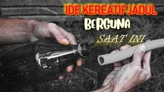 3 IDE KEREATIF BARANG BOTOL BEKAS MENJADI BERGUNA SEHARI - HARI