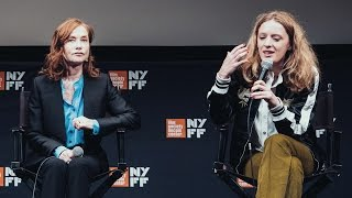 'Things to Come' Press Conference | Isabelle Huppert & Mia Hansen-Løve | NYFF54