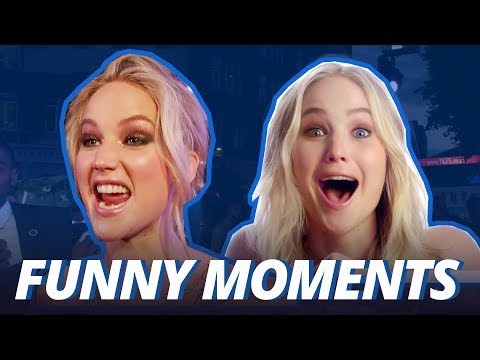 Download Youtube: JENNIFER LAWRENCE IS FUNNY AS F*CK!!! (Funny Moments 2017)
