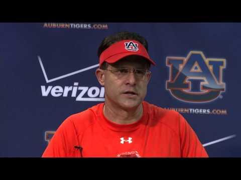 Auburn Head FB Coach Gus Malzahn