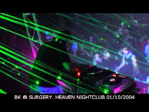 DJ BK LIVE AT HEAVEN
