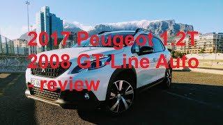 2017 Peugeot 2008 1.2T GT-Line Auto - review