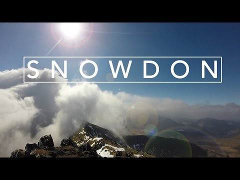Snowdon - horseshoe and bivvy