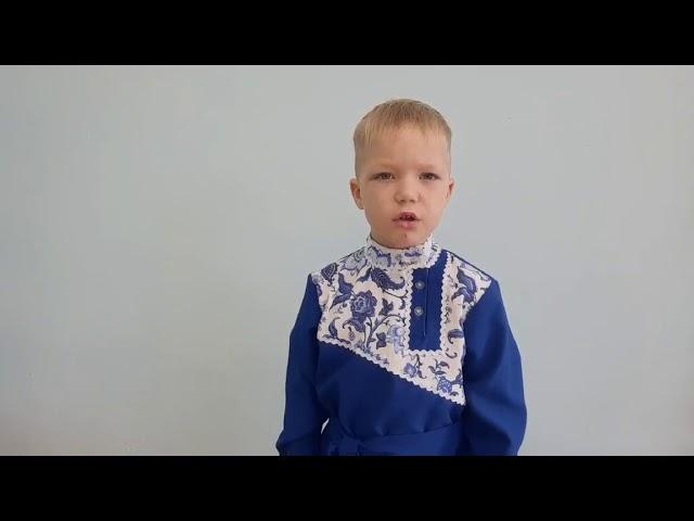 Изображение предпросмотра прочтения – ВаняНасонов читает произведение «Бабушкины сказки» С.А.Есенина