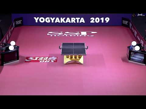 24th ITTF – ATTU ASIAN TABLE TENNIS CHAMPIONSHIPS – YOGYAKARTA 2019