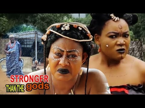 Stronger Than The gods 1&2 - 2018 Latest Nigerian Nollywood Movie/African Movie  Full Hd