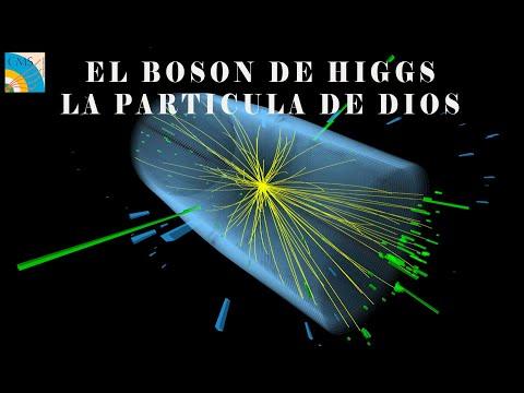La partícula de Dios y el tamaño real del átomo.