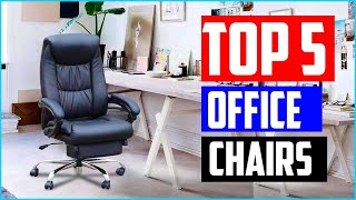 Best Reclining Office Chairs With Footrest Of 2020 Youtube