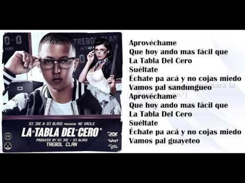 Trebol Clan - La Tabla Del Cero (Lyric Video)