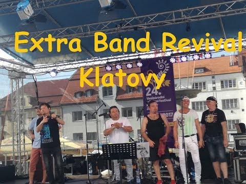 EXTRA BAND Revival--- Klatovy 2017 (sestřih)