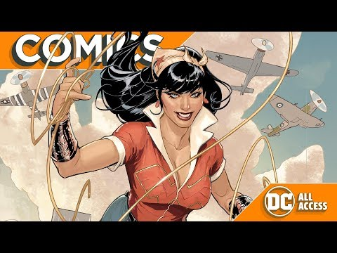 BOMBSHELLS UNITED: Wonder Woman Battles Clayface