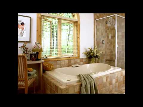 Small Bathroom Jet Tub small bathroom ideas with jacuzzi tub - youtube