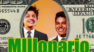 Millonario lyric video / Harold - Benny / #Musica
