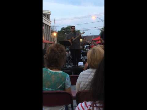 Somerville, NJ Division Street Music - 6-26-15