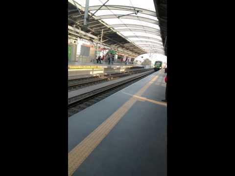 Tren bala Perú