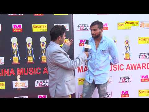 Maina Music Award 2017 | Atul Sharma At Maina Music Award Live Interview 2017