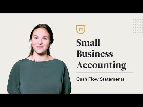 Cash Flow Statements 101