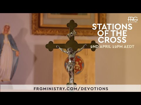 Stations of the Cross with Fr. Rob Galea
