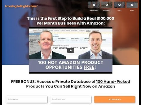 Amazing Selling Machine ASM 8 My 100%  Honest Review, Member Area & Bonuses 2017 Scam or Not
