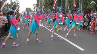 Lomba Gerak Jalan Indah SLTA Kab. Gianyar Nomor 26 TAKSU HUT RI 73 MP3