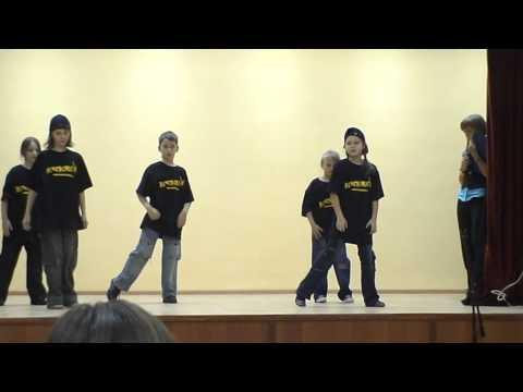 Хип-хоп дети Реутов :: Школа танцев ENERGY!