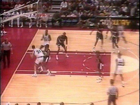 NBA Highlights 1993