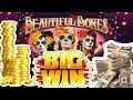 Live slot play - Beautiful Bones online casino slot