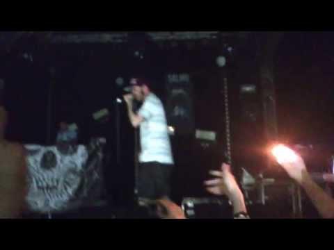 SALMO - YOKO ONO LIVE @ESTRAGON, BOLOGNA 09/05/2013