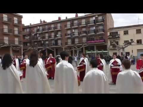 Exhibición de las Bandas de Tambores y Trompetas de Nalda y Albelda