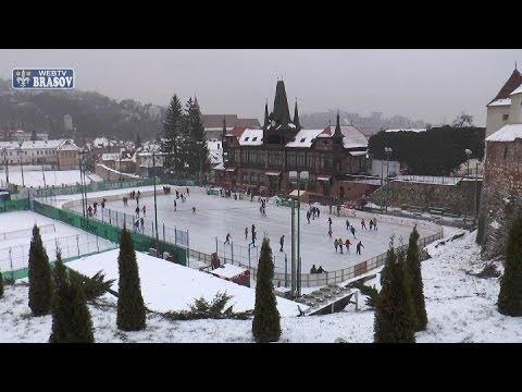 Patinoarul De La Baza Olimpia Din Brasov