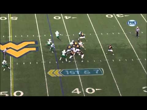 Geno Smith West Virginia Highlights 2012 HD