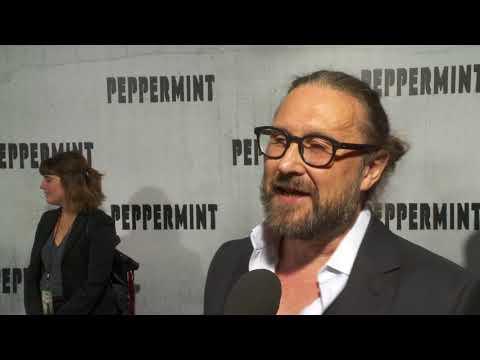 Peppermint World Premiere Soundbites with Director Pierre Morel