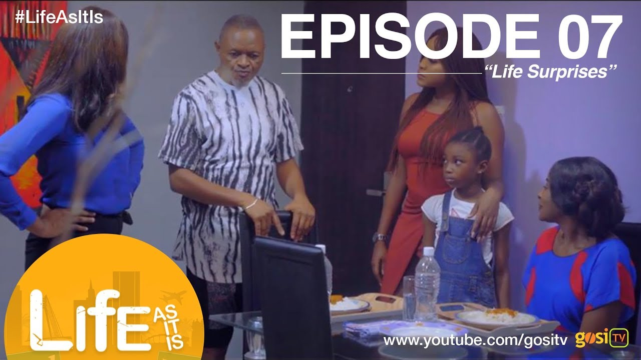 Download Life As It Is S1E7 - Life Surprises