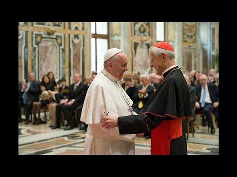 البابا فرانسيس يقبل استقالة كبير أساقفة واشنطن على خلفية فضائح جنسية…  - 23:53-2018 / 10 / 12