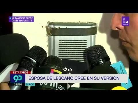 90 Central (01-3-19): ¿cree en la versión de Yonhy Lescano tras denuncia por acoso sexual?