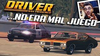 DRIVER SAN FRANCISCO NO ERA MAL JUEGO | X360