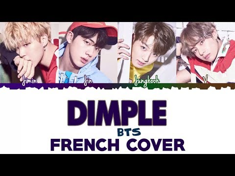 BTS-Dimple/Illegal FRENCH COVER